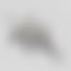 Doudou peluche elephant attache tétine - sucette personnalisée