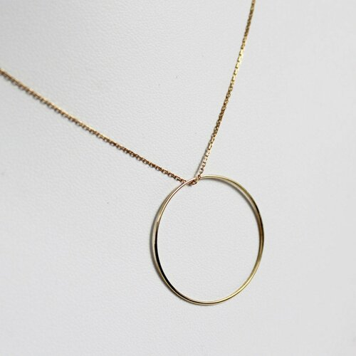 collier rond or