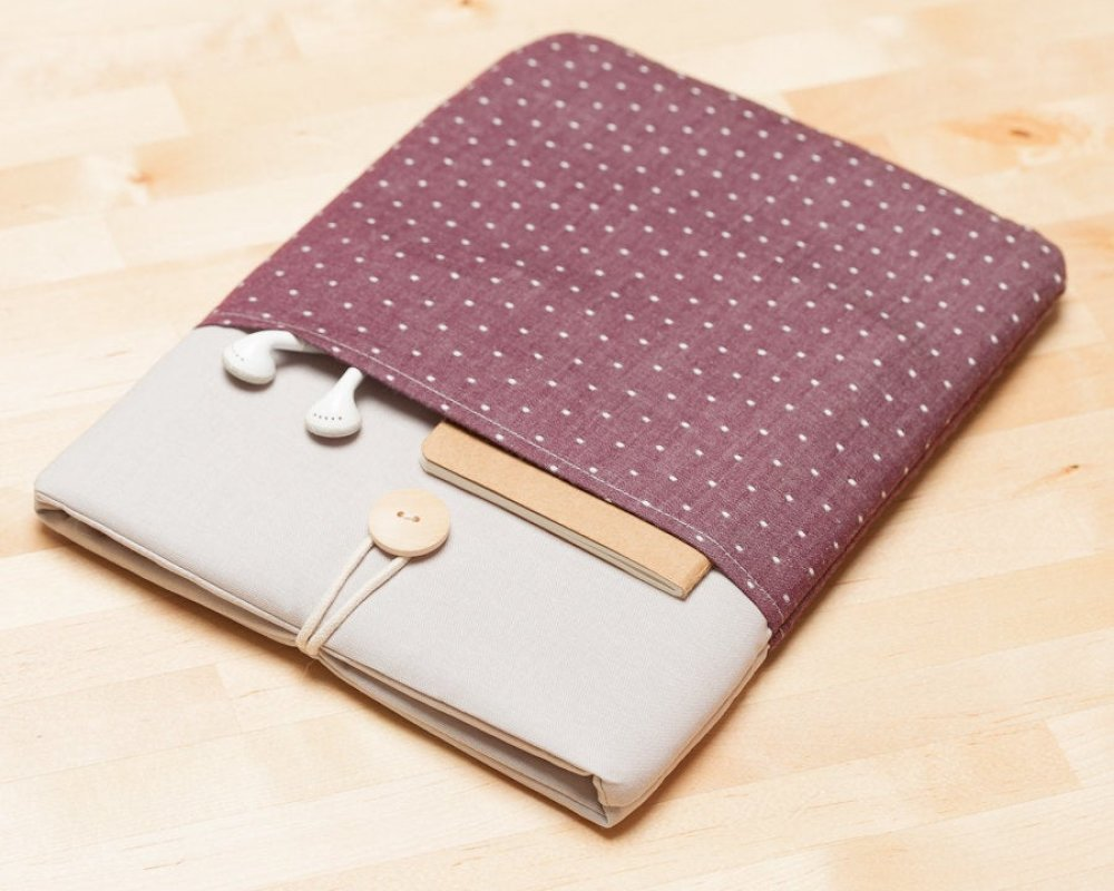 Housse Macbook air 13 pouces, housse macbook pro 13, housse pour ordinateur portable