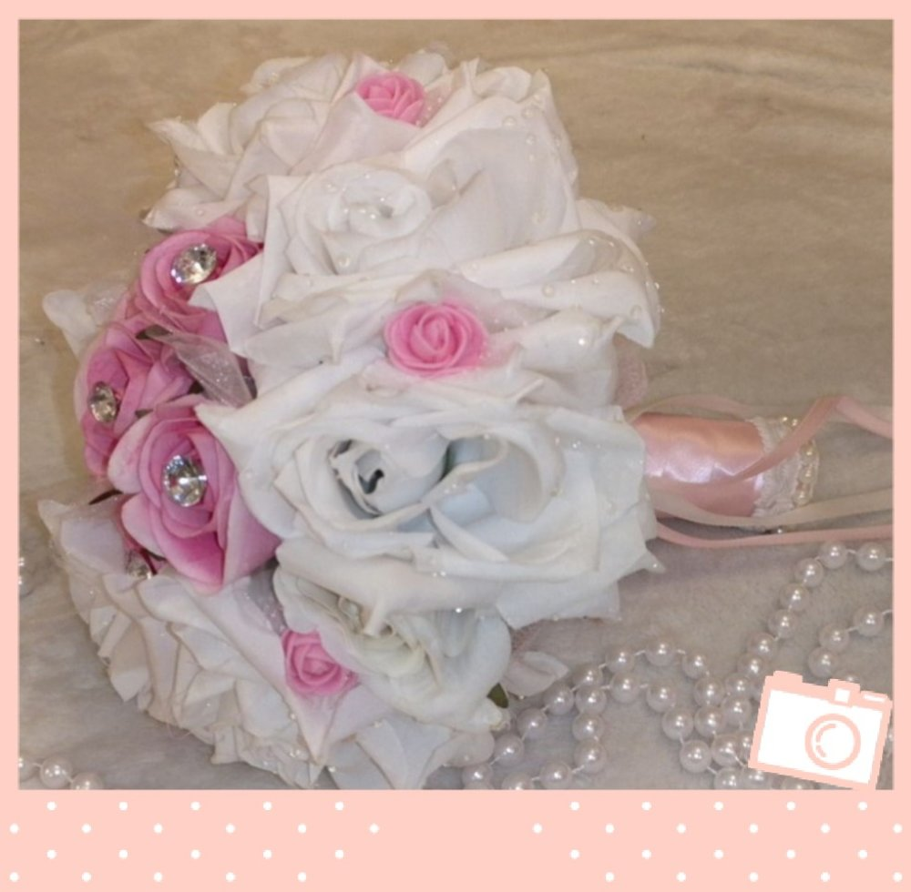 Bouquet de mariage princesse