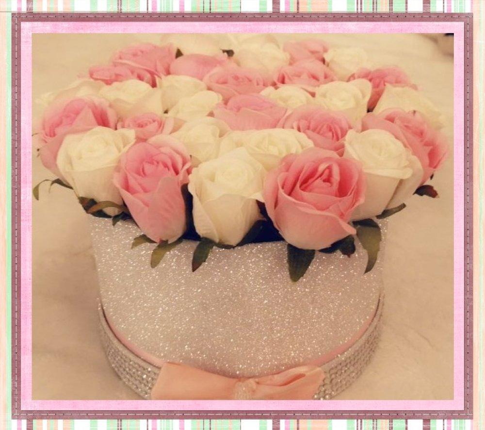 Boîte a roses