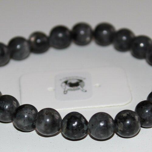 Bracelet labradorite - pierres naturelles - 8mm