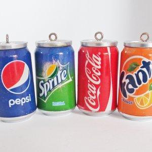 Queenberry Breloque en Argent Sterling Tasse de Coca Cola Soda Style europ/éen Charm Perle