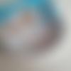 Rocailles régulières opaque white en verre 2mm - matsuno perles japonaises 11/0 sachet de 10g