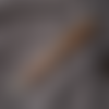 Stylo bille noir en bois d'albizia