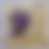 Serviette violettes
