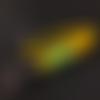 "Porte-clefs dragonne ""yellow"""