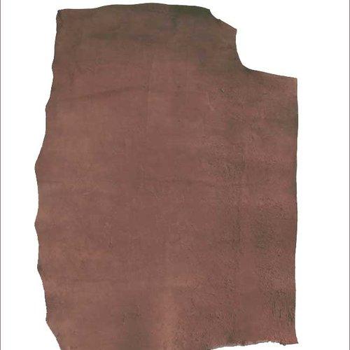 V115-p   \\ croute cuir de veau naturel (xl) //