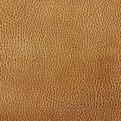 V228-s*  \\ croupon cuir de veau vintage fauve - xxl //