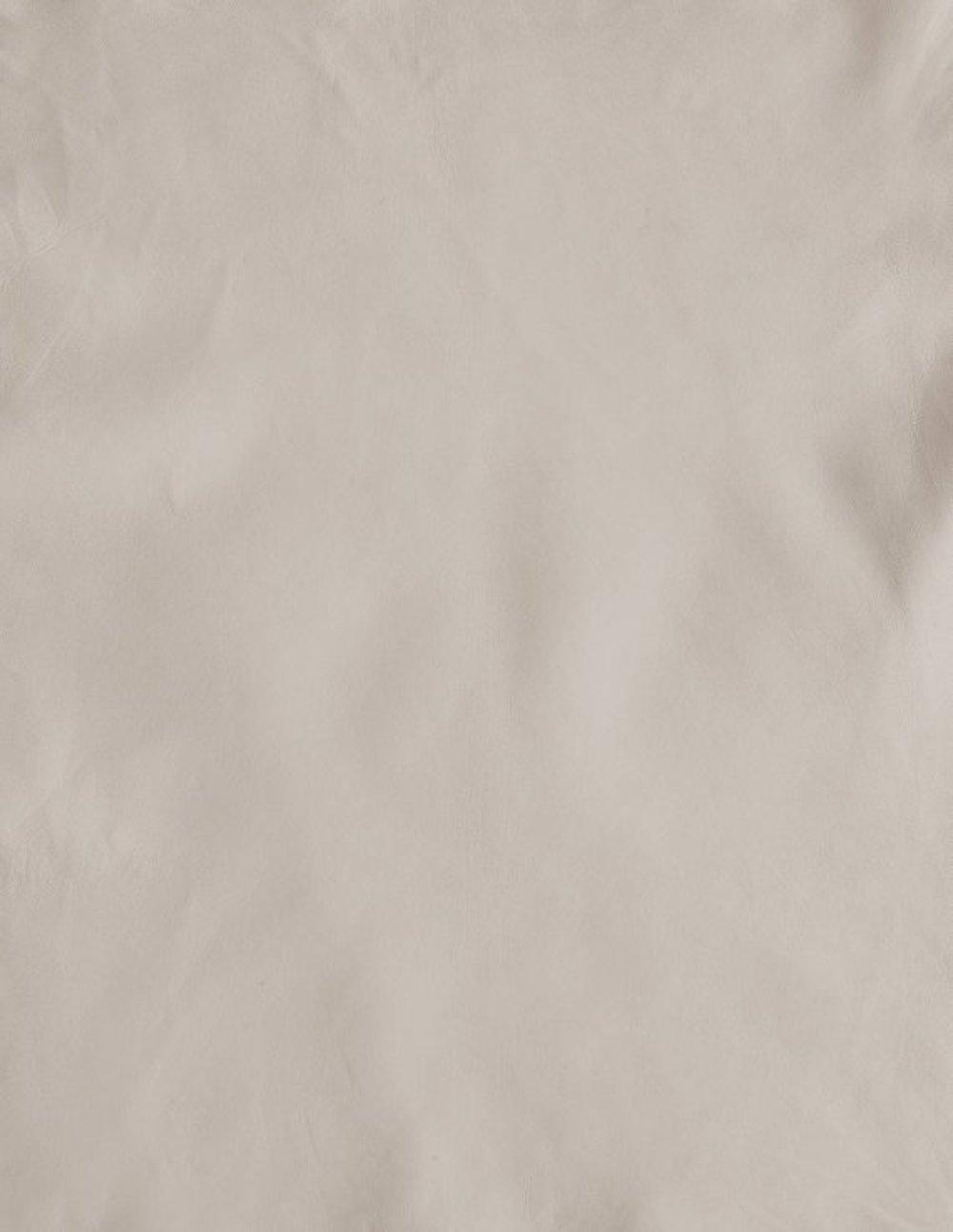 A051-P*   \\ Peau d'AGNEAU BASE VÉGÉTALE Blanc/Gris - Stain - XL - //