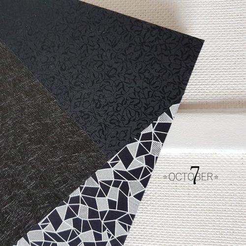 Carnet de notes ☆ grafikk svat ☆ recueil de poème, livre d'or, journal intime au style graphique scandinave