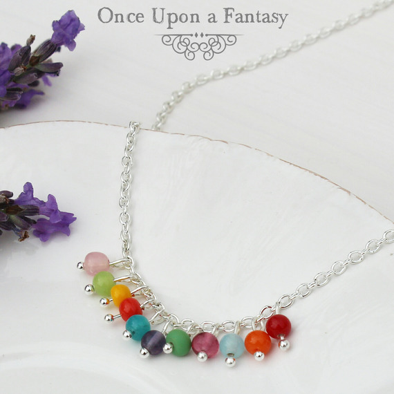 Collier multicolore - Once Upon a Fantasy