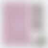 Unryu washi 10 couleurs 10 feuilles