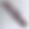 Autocollant ruban yuzen washi violet brumeux 50mm