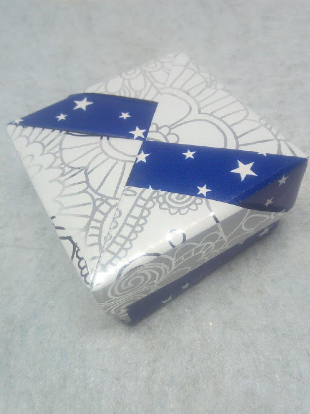 Boîte cadeau en Origami (BOI_057)