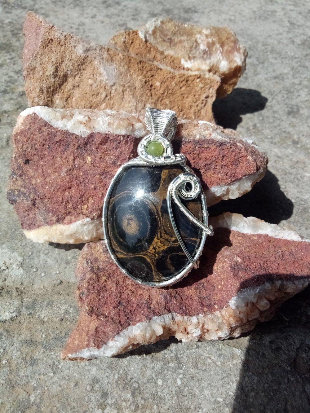 Pendentif Stromatolithe