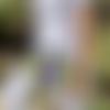 Sac rond à bandoulière pour femme wax pagne africain fleurs de mariage violet et jaune sac boho idée cadeau femme