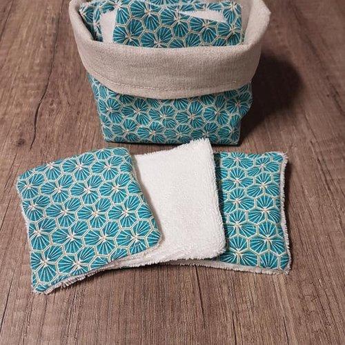 Lingettes lavables (vendu)