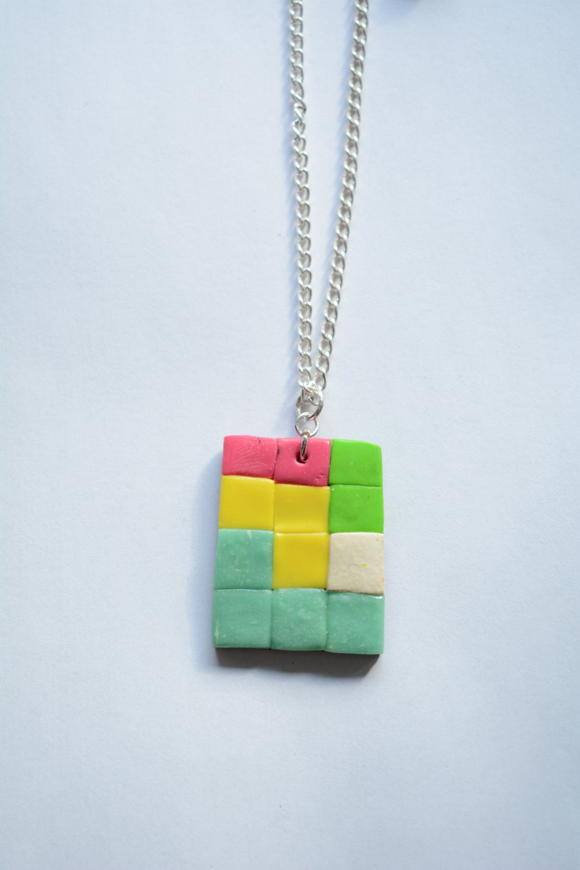 Collier Tetris