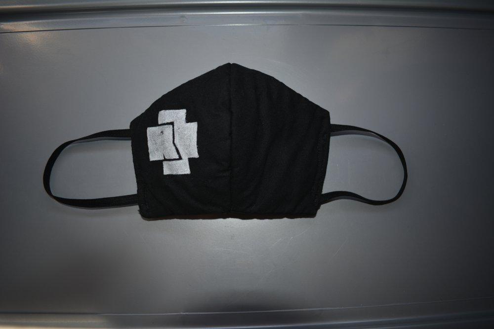 Masque de protection femme Rammstein