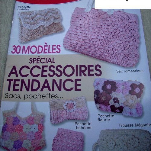 Créations Faciles Au Crochet N17 Livraison Offerte Un
