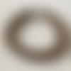 Bracelet spirale bronze