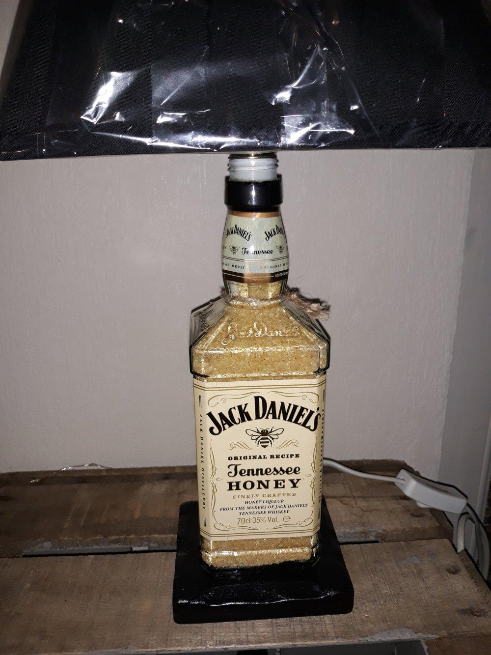 lampe jack daniels miel