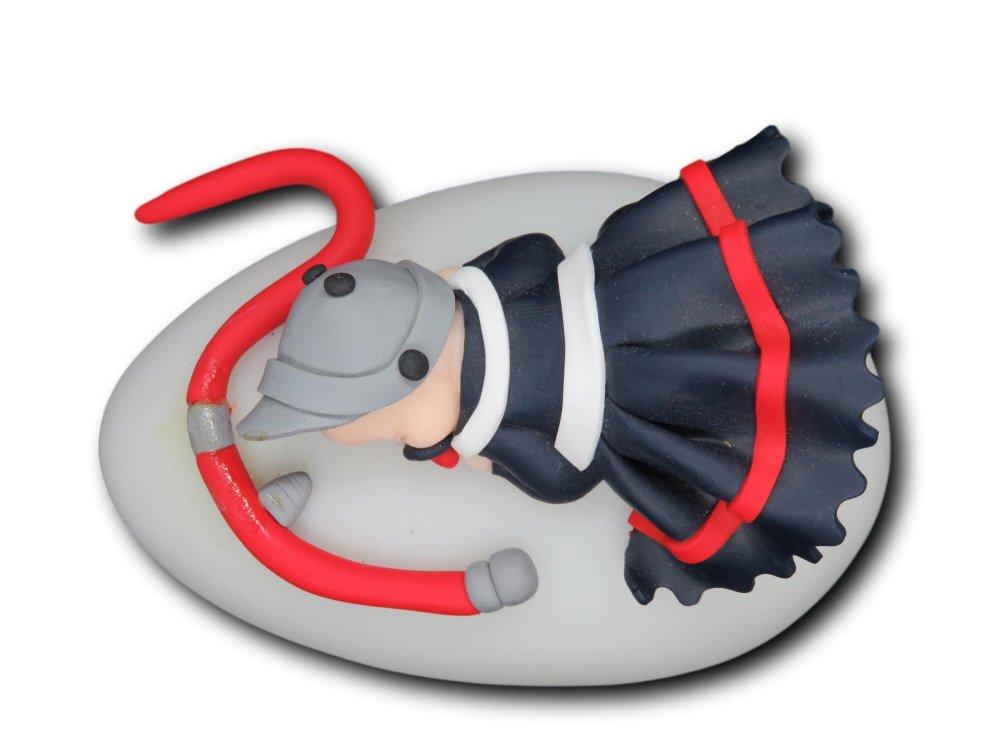 Veilleuse Bébé Fimo Personnalisable pour Bébé et Enfant