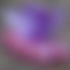 Perles en verre de murano (6) lampwork