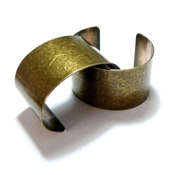BN1131371B PAX 1 Support bracelet Jonc Manchette 37mm couleur Bronze