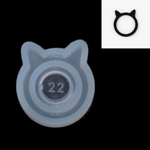 perlesmania.com 1 Moule en Silicone Bracelet 7.2cm Utilisation FIMO RESINE S1186535