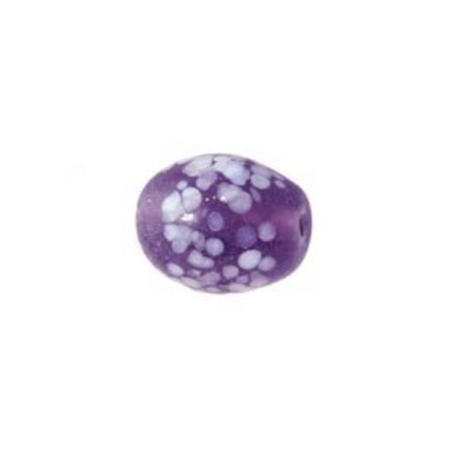 Perle en verre