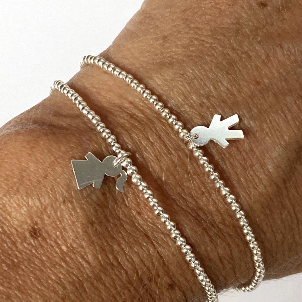 Bracelet 925 fille ou garçon