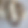 Collier en ambre du mexique – perles brunes