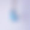 Charms esquimau bleu