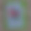 """Carte d'anniversaire femme """"bouquet de rose rétro"""""""