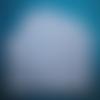 Lot de 6 mouchoirs en tissu coton lavables surjetés motif bleu petites croix
