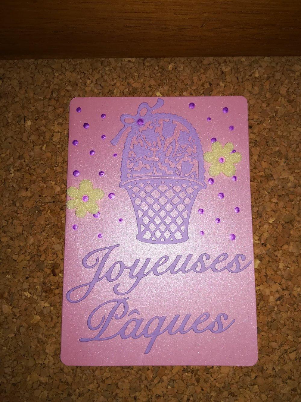 JOYEUSES PAQUES