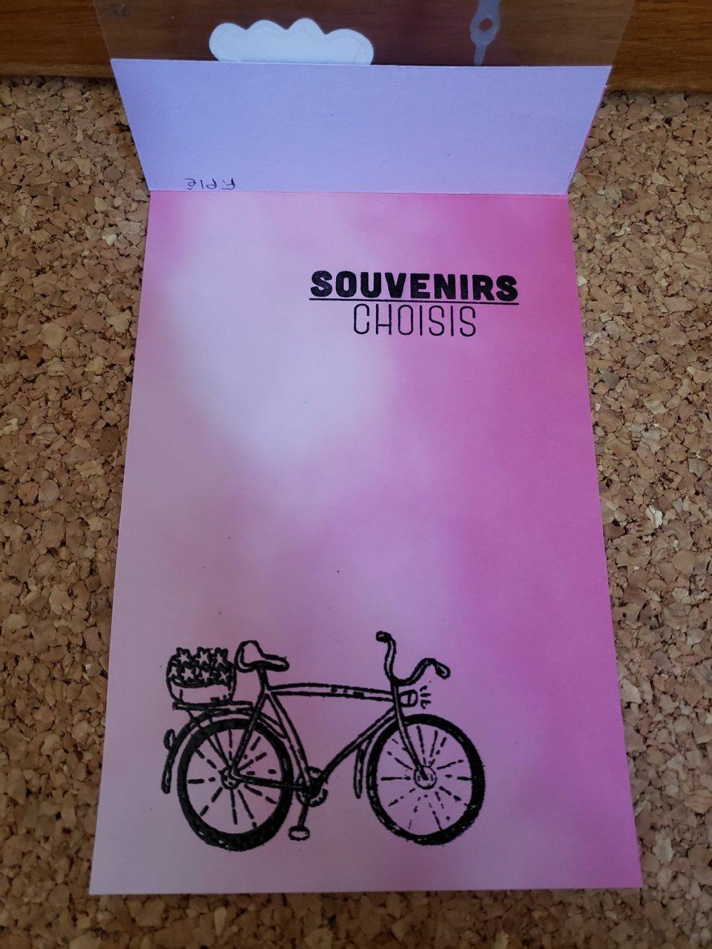 SOUVENIRS CHOISIS