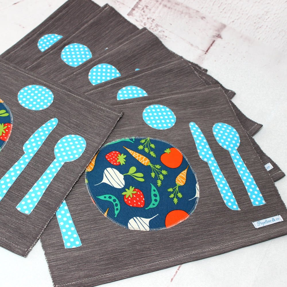 Set de table Personnalisé, Montessori bébé enfants, Cadeau Personnalisé avec Prénom bébé, Materiel Montessori, Cadeau Noel enfant
