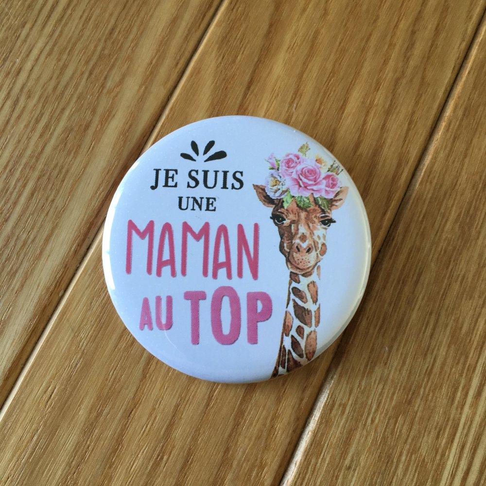 Maman - Grand Badge 56mm