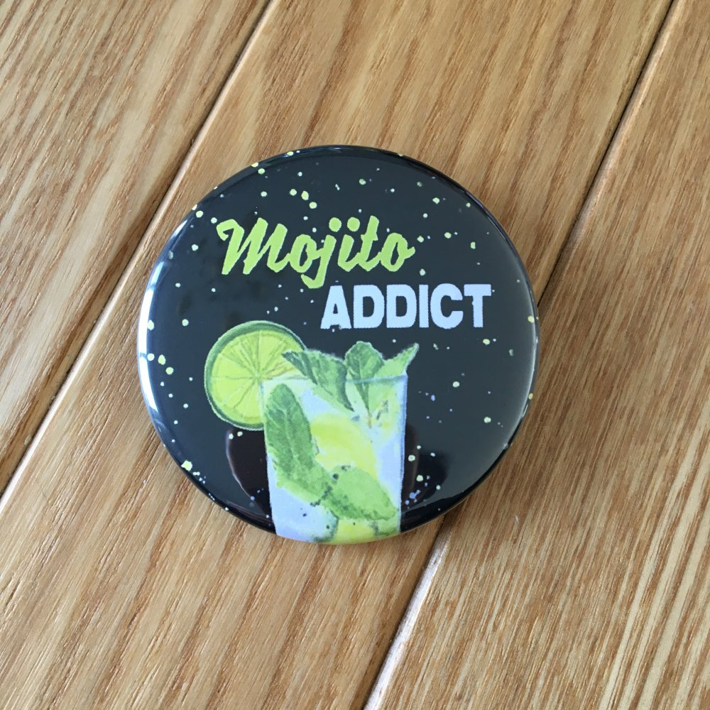 Mojito - Grand Badge 56mm