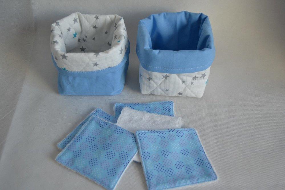 lingettes lavables