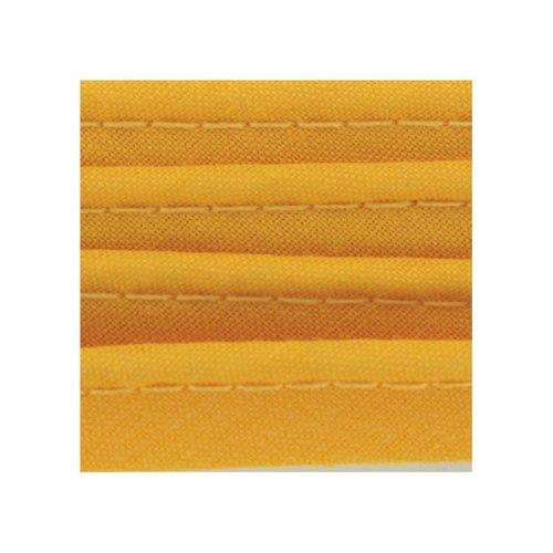 Passepoil jaune tournesol