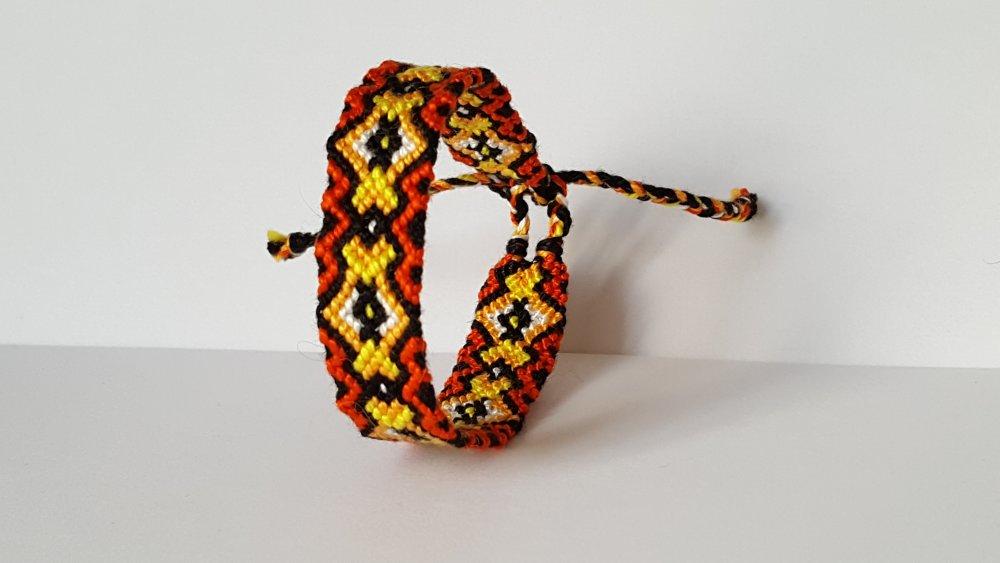 Bracelet brésilien Tribal 002