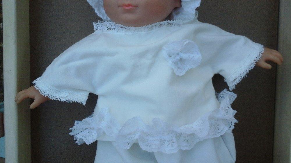 Berceau pour jouer avec sa poupée assortie