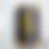 Agenda a6 2021 / wax - jaune et vio / 10x15 cm