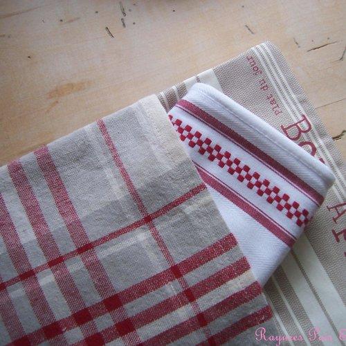 Set De Table Decoratif Campagne Chic Bon Appetit De Lin Et De