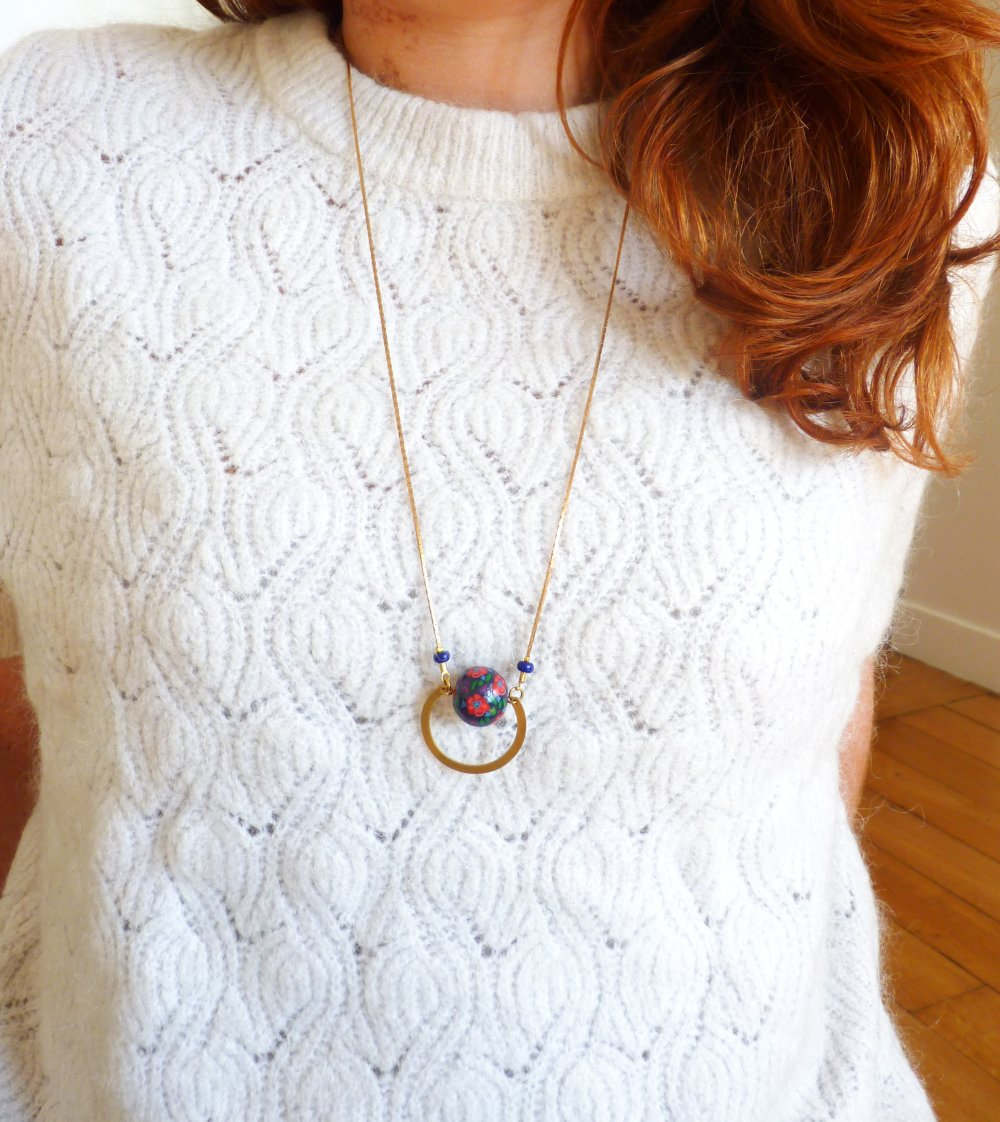 Collier long #565