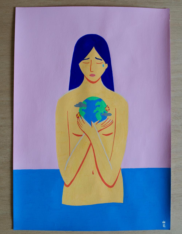 Planète terre mère 3